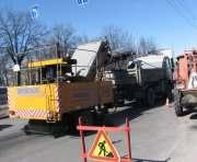 В Харькове увеличились расходы на ремонт дорог