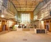 Строительство Харьковской филармонии обещают активизировать с 1 декабря