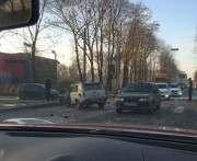 ДТП в Харькове: на ХТЗ столкнулись два авто