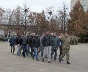 Харьковская область выполнила план осеннего призыва полностью