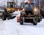 На дороги Харькова высыпали более 700 тонн соли