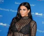 Ким Кардашьян снова стала мамой