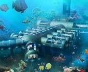 Американцы построят подводный отель