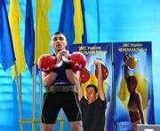 Харьковские гиревики хорошо поучаствовали во всеукраинских соревнованиях
