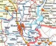 Изюм Харьковской области снова включили в зону АТО