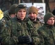 Бойцы батальона «Харьков» отправились на передовую