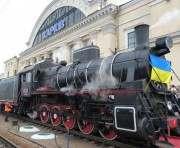 На праздники по Харькову будет ездить ретро-поезд