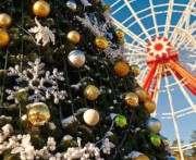 На Новый год парк Горького будет работать до пяти утра