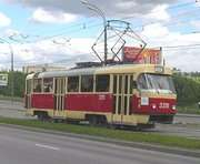 Харьковчане предпочли подземке трамваи и троллейбусы