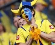 Украинские болельщики выбрали песню для сборной на Евро-2016: видео
