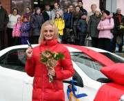 В олимпийский год – на новых авто