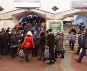 В Харькове закроют переход на станции метро «Площадь Конституции»