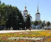 В Харькове высадят клумбу с признанием в любви