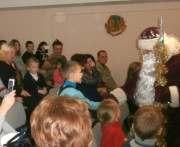 В Харькове прошло новогоднее представление для детей украинских военных