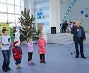 Укрпочта подарила детям праздник