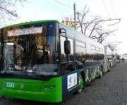 Транспорт в Харькове будет работать до четырех утра