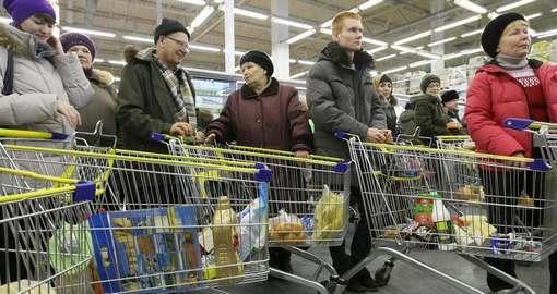 Продуктовый ажиотаж в Харькове: сколько будет стоить сахар
