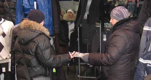 Предприниматели с «Барабашово» надеются на доллар по 20 гривен