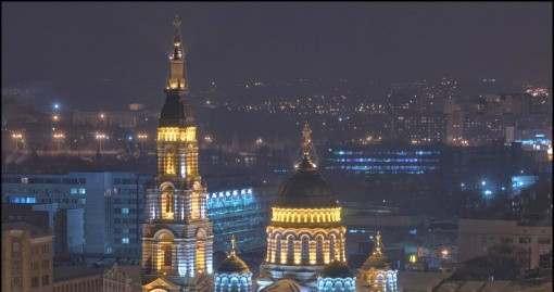 В харьковских соборах целый час не будет света