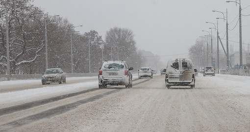 Погода в Харькове на выходных: снег и мороз