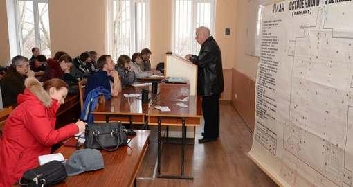 В Харькове открылись курсы по гражданской обороне