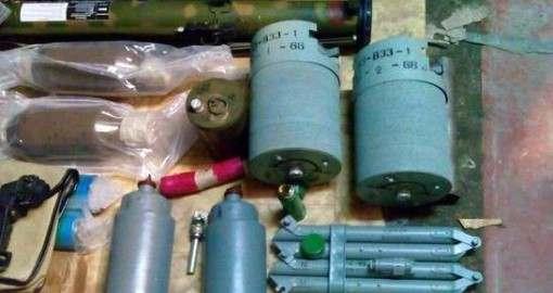 СБУ задержала группу диверсантов в Харькове: изъято много оружия и взрывчатки (фото-видео, дополнено)