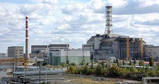 Пожар в Чернобыльской зоне: огонь движется к объектам ЧАЭС
