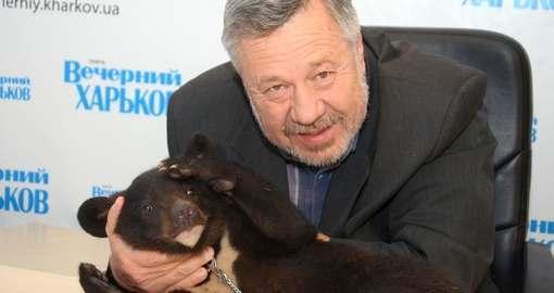 Алексей Григорьев: «Даже у самого маленького животного должна быть цель в жизни» (фото, видео)