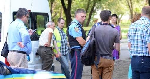 В Харькове убиты сотрудники Укрпочты (карта-схема, фото)