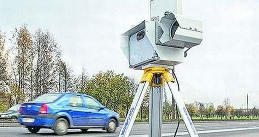 Рада узаконила видеофиксацию на дорогах