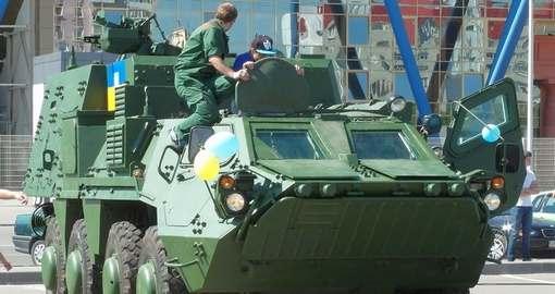 Прозрачная броня защитит от новых снайперских пуль: разработка харьковчан