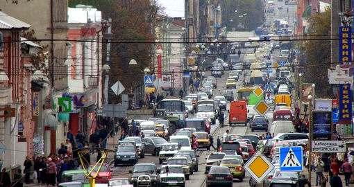 Харьковчане спасаются от мобилизации в Европе