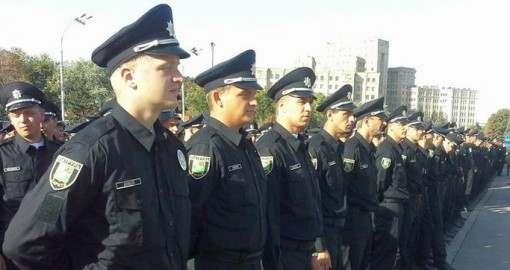 Новая полиция Харькова заступает на дежурство