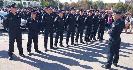 Новая полиция начинает работу в Харькове с 22:00 субботы