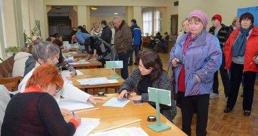 В Ленинском и Киевском районах Харькова определились с результатами