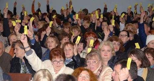 Общественные слушания в Харькове: наконец-то увековечат имя Людмилы Гурченко