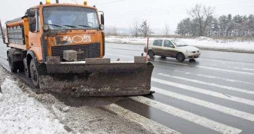 Погода в Харькове: снегопад продолжится