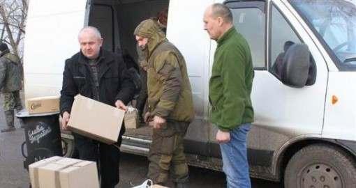Харьковские волонтеры просят помочь пережить зиму жителям Донбасса
