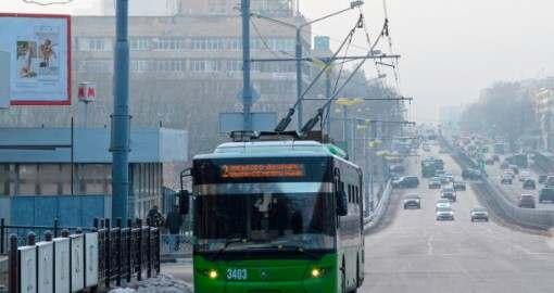 В Харькове пустили троллейбусы до Флоринки
