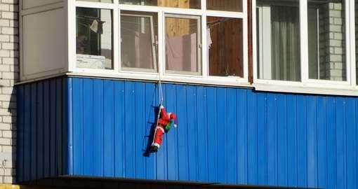 Кто заглядывает в окна харьковчан