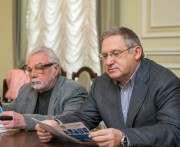 В горсовете прошел прием почетных граждан Харькова