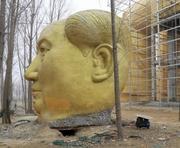 В Китае решили соорудить почти 40-метровую статую Мао Цзэдуна: фото-факты