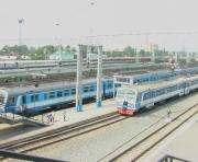 Трем электричкам из Харькова меняют расписание