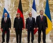 «Нормандская четверка» сделает заявление по минским договоренностям