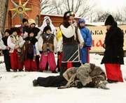 Украинцы поставили рекорд по массовому колядованию: видео