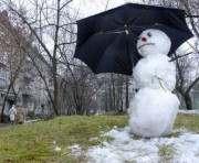Погода в Украине: будет еще хуже
