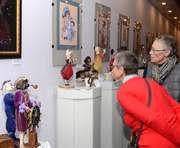 В Харькове открылся сезон авторских кукол