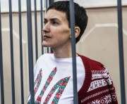 Надежда Савченко за время голодовки потеряла 15 килограмм веса