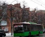 Троллейбусы на Баварию не поедут на Баварию