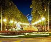 Харьковский парк Горького меняет расписание